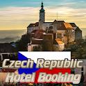 Czech Republic Hotel Booking icon
