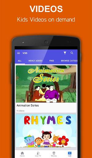 nexGTv Kids – Rhymes Cartoons 1.1.0 screenshots 14