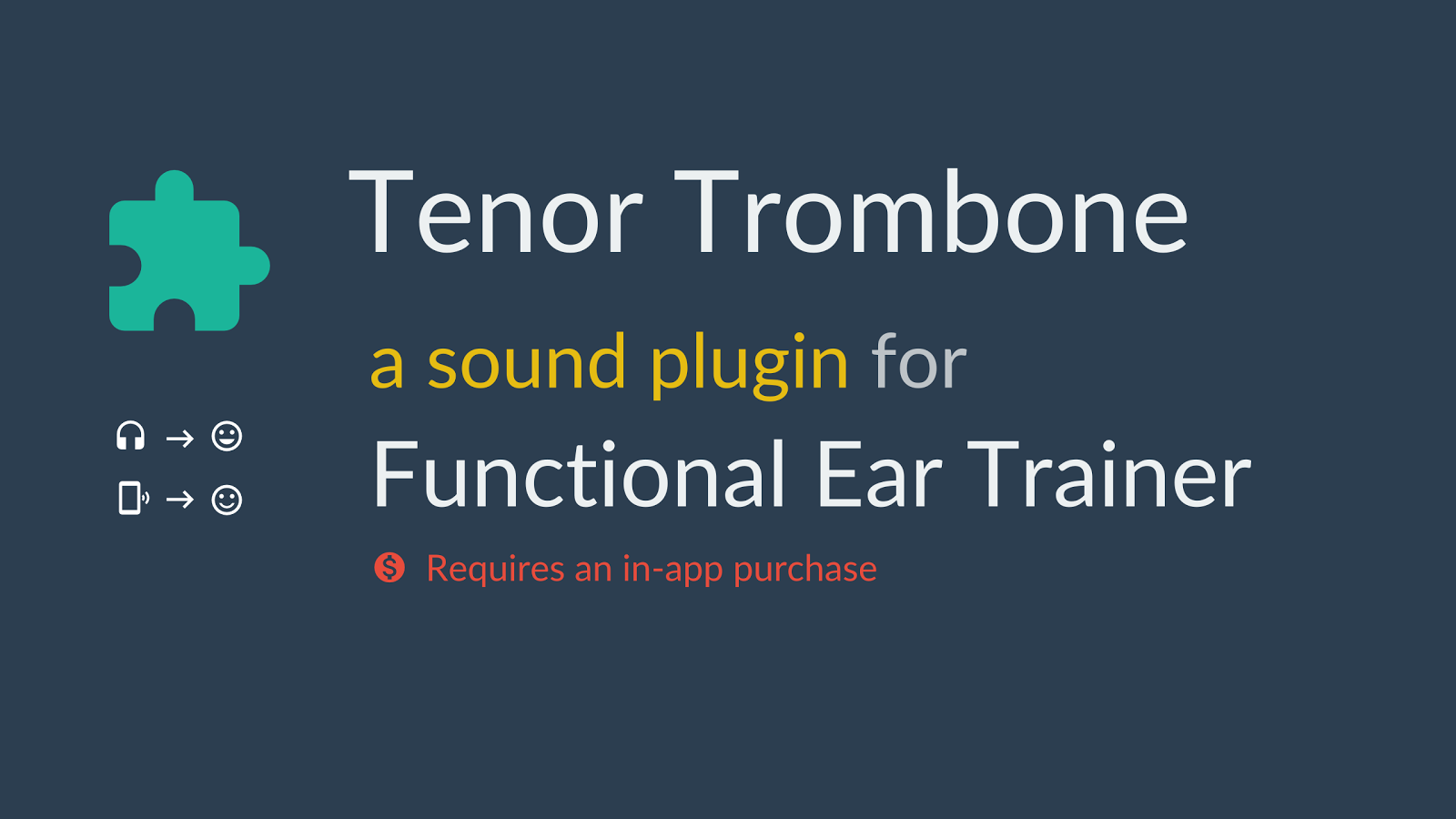 Tenor Trombone *Plugin*- screenshot