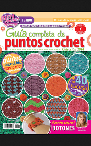 Download Guu00eda de Puntos Crochet 7.6 2