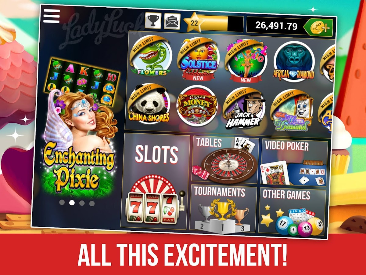 casino online de lucky lady casino