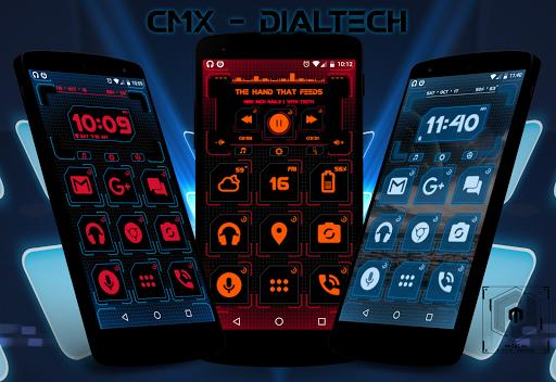 CMX - DialTech for KLWP