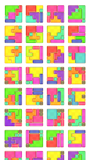 Fit Puzzle : PON! screenshots 3