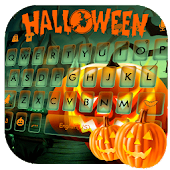 Spooky Halloween Keyboard Theme