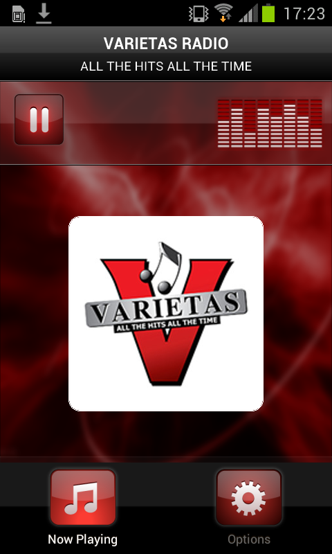 VARIETAS RADIO- screenshot