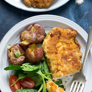 """""""Breaded"""" Paleo Chicken Cutlets {Whole30}."""
