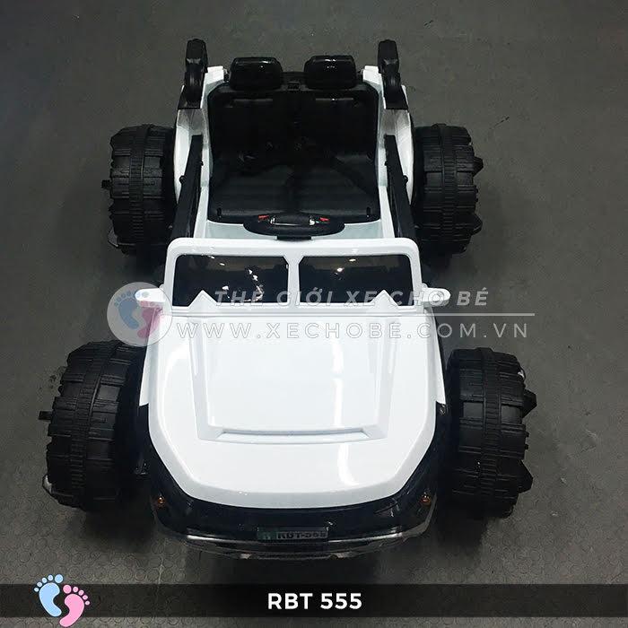 Xe ô tô điện địa hình RBT-555 3