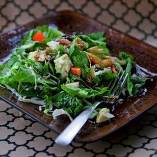 Winter Green Salad.