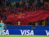La Chine forcée de déplacer ses rencontres de qualifications au Mondial 2022 dans le Golfe