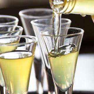 Honey and Saffron Liqueur.
