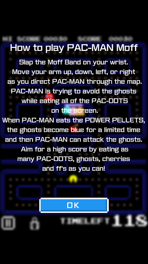 Moff PAC-MAN- screenshot