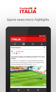 Football Italia- screenshot thumbnail