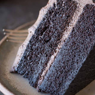 Chocolate Cake With Whipped Cream Icing Recipes.