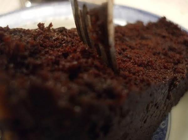 Don't Need Frosting With This Yummy Cake!   Good All By Itself!