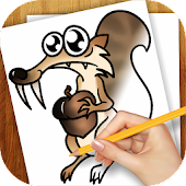 Learn To Draw Ice Age