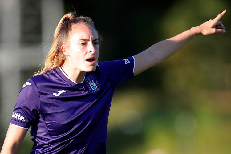 🎥 Le sextuplé de Tessa Wullaert, le triplé de Tine De Caigny... les onze buts d'Anderlecht à Zulte