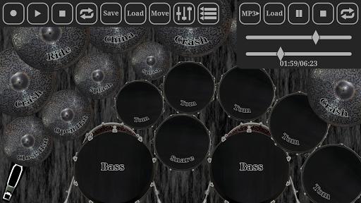 Drum kit metal 2.06 screenshots 2