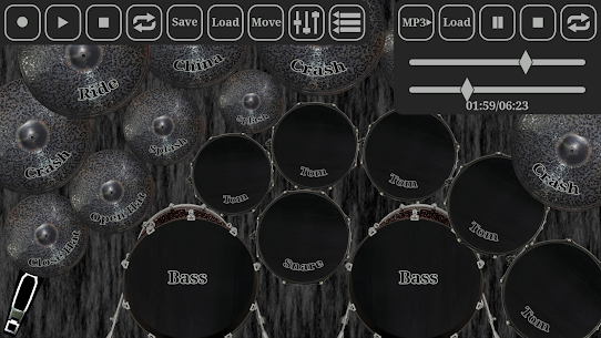 Drum kit metal 2.06 Mod APK Updated Android 2
