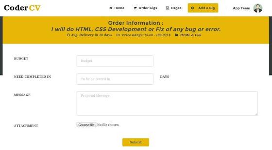 Tải Game Coder CV Hire & Freelance Jobs