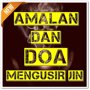 Amalan Dan Doa Mengusir Jin - náhled