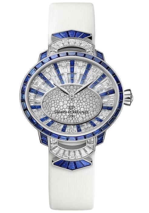 Часы Girard-Perregaux Cat's Eye High Jewellery