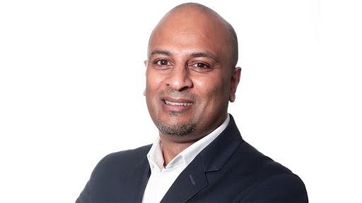New SA country manager Akesh Lalla.