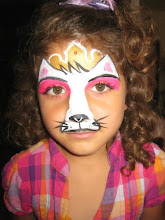Photo: Face Painting by Maria, Yorba Linda, ca 888-750-7024 http://www.memorableevententertainment.com/FacePainting/MariaChino,Ca.aspx