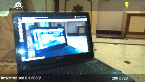 Camera Stream Wifi 2.1 screenshots 1