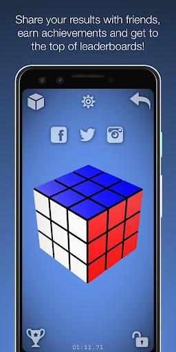 Magic Cube Puzzle 3D 1.14.4 screenshots 6