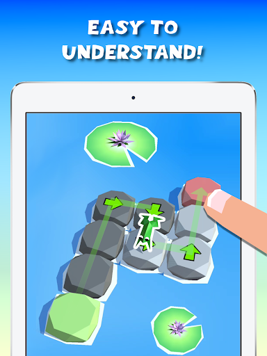 Frog Puzzle ud83dudc38 Logic Puzzles & Brain Training 5.5.12 screenshots 5