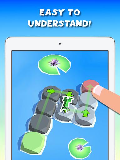 Frog Puzzle ud83dudc38 Logic Puzzles & Brain Training  screenshots 5