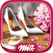 Hidden Objects Wedding Day Seek and Find Games