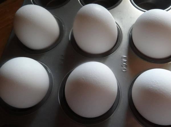 Boiled Eggs In The Oven--bonnie's Recipe