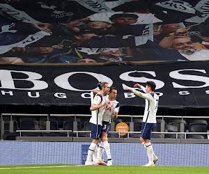 Tottenham l'emporte grâce au premier but de Gareth Bale depuis son retour