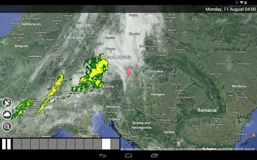 Weather Austria XL PRO screenshot 11