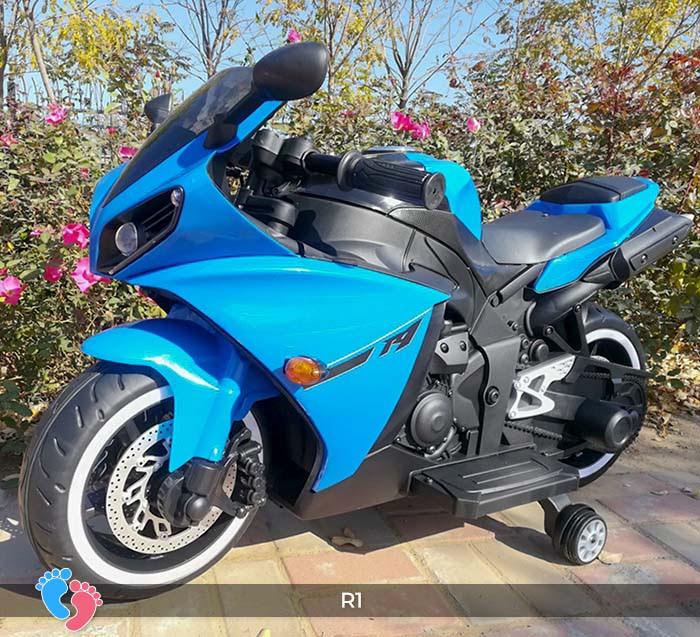 Xe mô tô điện thể thao cho trẻ R1 7