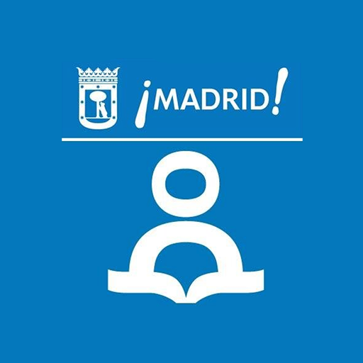 Bibliotecas Municipales Madrid