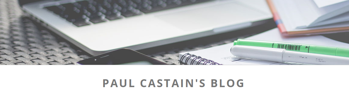 free sales training resource -Blog, Paul Castain, Your Sales Playbook Blog