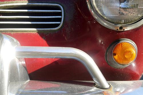 Photo: Old Volvo