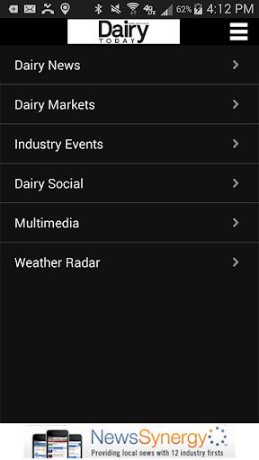 Dairy News Markets