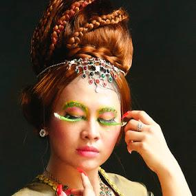 Victorian Style by Basuki Mangkusudharma - People Fashion ( style, victorian )
