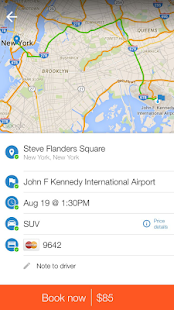 Icon Executive Transportation- screenshot thumbnail