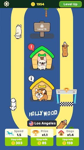 Dog Racing Idle apkmind screenshots 1