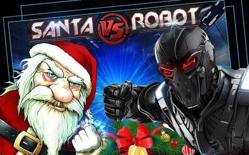 サンタ対ロボット