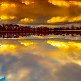 by Keith Lowrie - Landscapes Cloud Formations