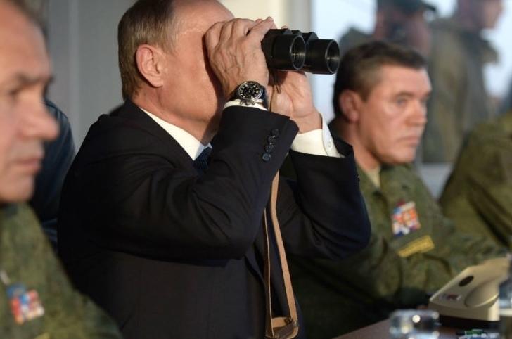 Путин потребовал от Нетаниягу планы `Северного Щита`