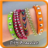 DIY Bracelet Craft Design