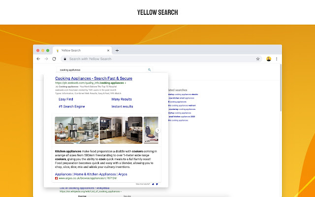 Yellow Search