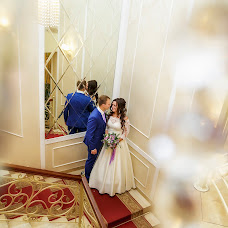 Wedding photographer Darya Kazanceva (Dmalvina). Photo of 01.06.2018