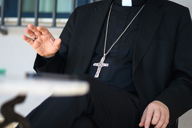 El obispo coadjutor electo de la diócesis de Almería, Antonio Gómez Cantero.